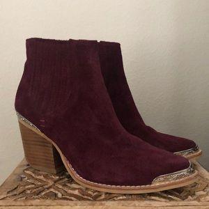 Catherine Malandrino Ankle booties